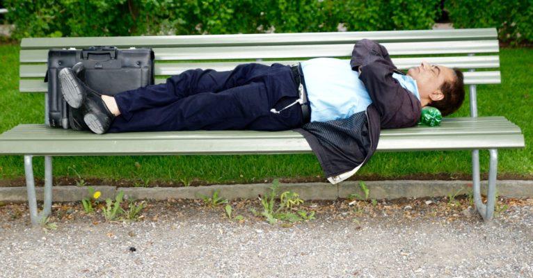 Powrót zpracy – potrzebujemy odpoczynku