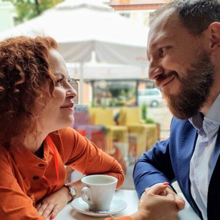 Maja i Wojtek Pietkiewicz